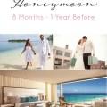 how to plan a honeymoon