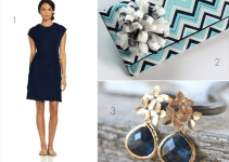 how to style bridesmaids blue