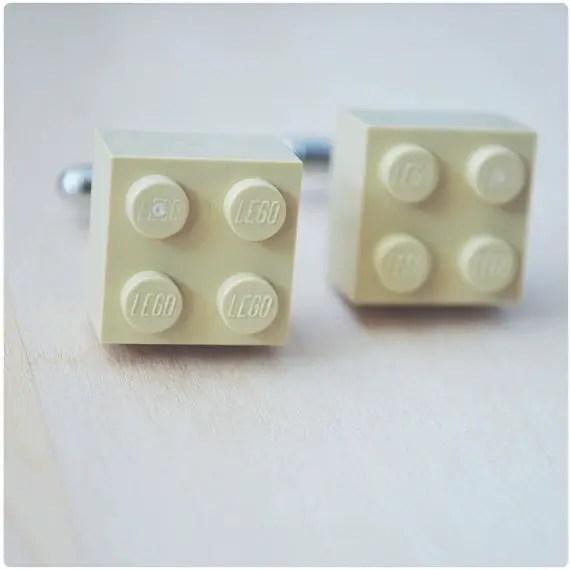 lego groomsmen cufflinks - Best Groomsmen Gifts
