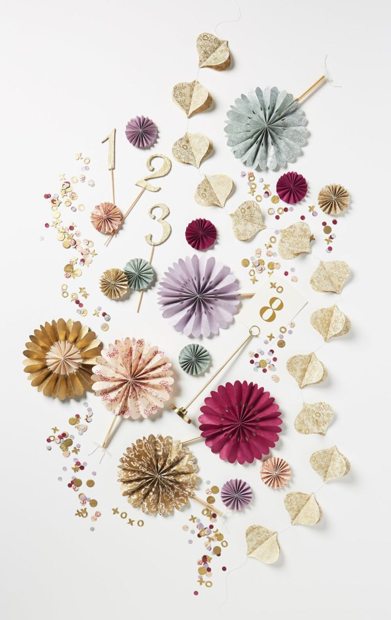 Fall inspired jewel tones for your reception decor | via BHLDN Decor Ideas | http://emmalinebride.com/vintage/bhldn-decor-ideas-weddings/