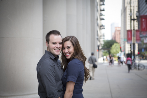 Rebecca Borg Photography - Chicago Engagement Session