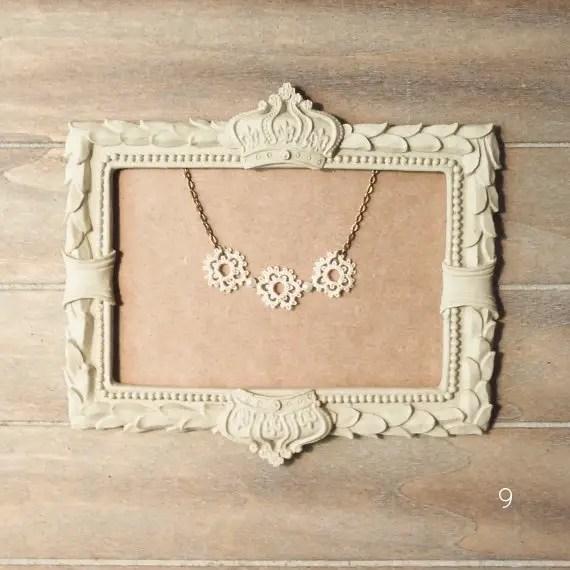 21 Stylish Bohemian Wedding Ideas (lace bohemian necklace: decoromana)
