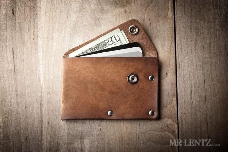 leather groomsmen wallets - 2