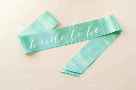 stylish bachelorette sash ideas | via http://emmalinebride.com/bride/bachelorette-sash-ideas/