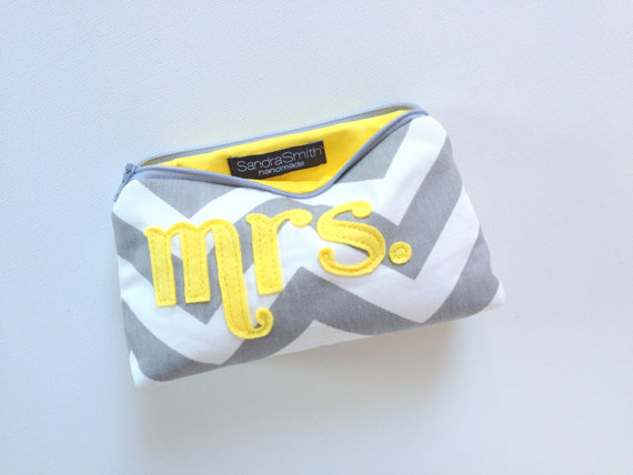Mrs Cosmetic Case