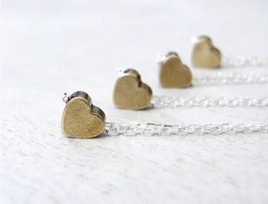 petite-heart-necklaces-gold
