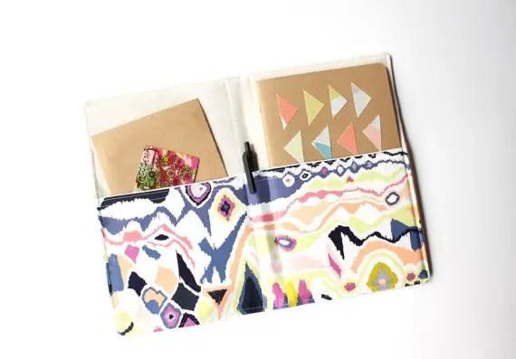 portfolio organizer via newly engaged gift idea at EmmalineBride.com