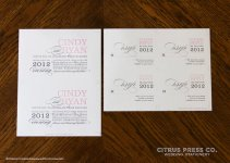 printable wedding invitation 2