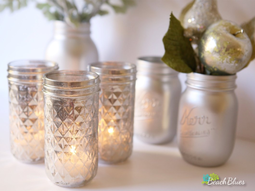 quilted-mercury-glass-jars
