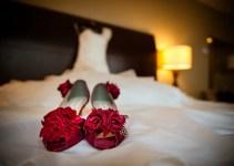 red rose wedding ideas