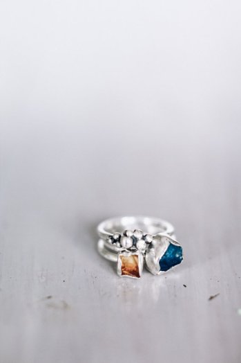beach wedding rings | http://emmalinebride.com/bridesmaids/beach-wedding-rings/