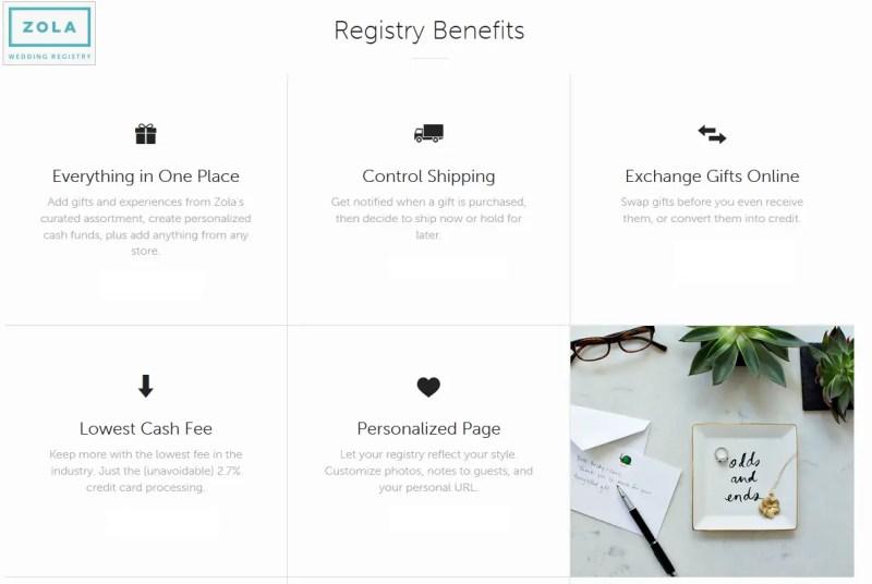 This Innovative Registry Is the New Big Thing in Weddings | Registry Weddings Zola