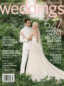 wedding subscription martha stewart weddings - via engaged things to do