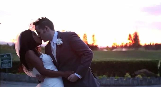 weddings california video
