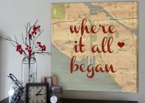 where it all began canvas print