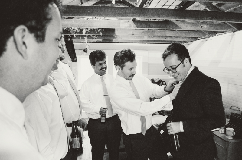 Rustic Mountain Wedding   Photographer: YouAreRaven   via http://emmalinebride.com/real-weddings/rustic-mountain-wedding-caroline-alex