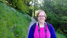 Me at Bolton Abbey