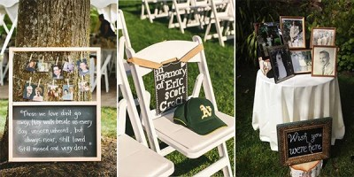 10 Unique Ways to Honor Deceased Loved Ones at Your ...