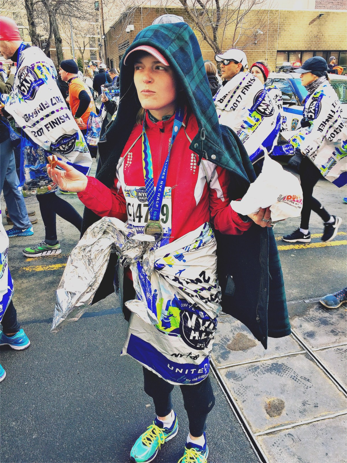 25 THOUGHTS I HAVE WHILE RUNNING A HALF-MARATHON