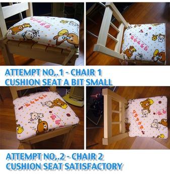 cushion seats for seth