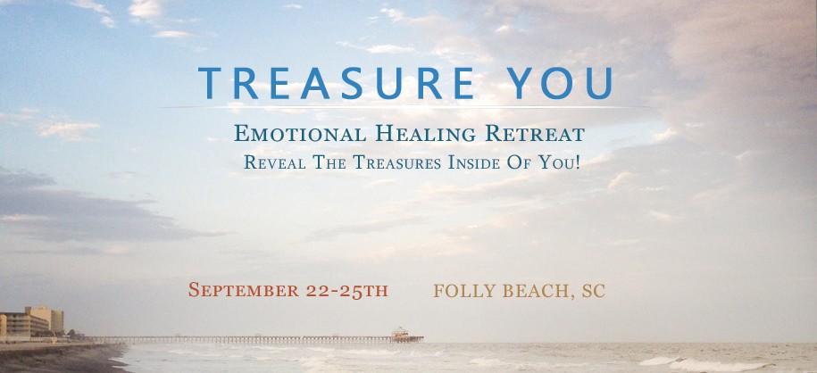 treasure you emotional healing retreat in charleston sc