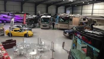 Empire RV motorhome hire