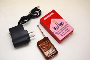 Cigarette generator emp