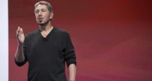 Larry Ellison, co fundador de Orcale