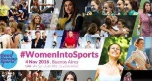 #WomenIntoSports