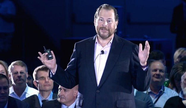 5 frases de Marc Benioff, el millonario de Silicon Valley que compró la revista Time