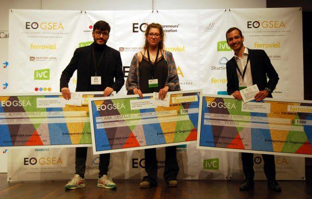 KUVU la plataforma de Silver Economy, fue la startup ganadora del GSEA 2019