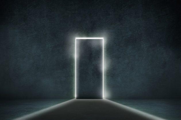 La puerta negra de los emprendedores