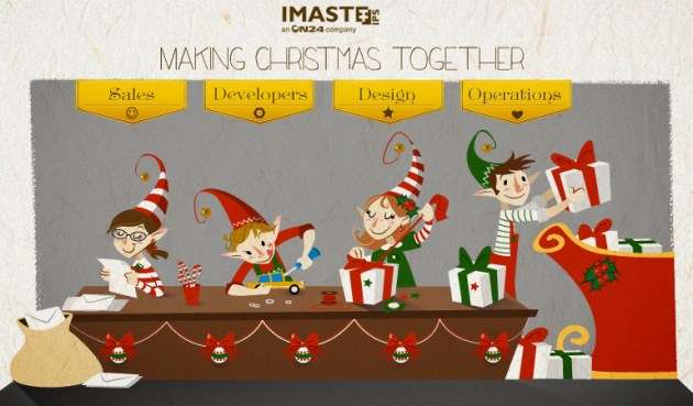 Christmas IMASTE