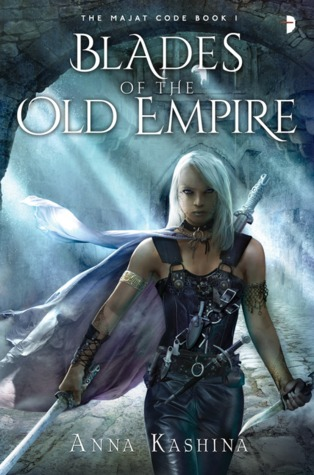 Featured – Blades of the Old Empire: Interview With Author Anna Kashina