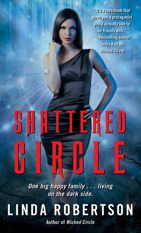 Shattered Circle by Linda Robertson