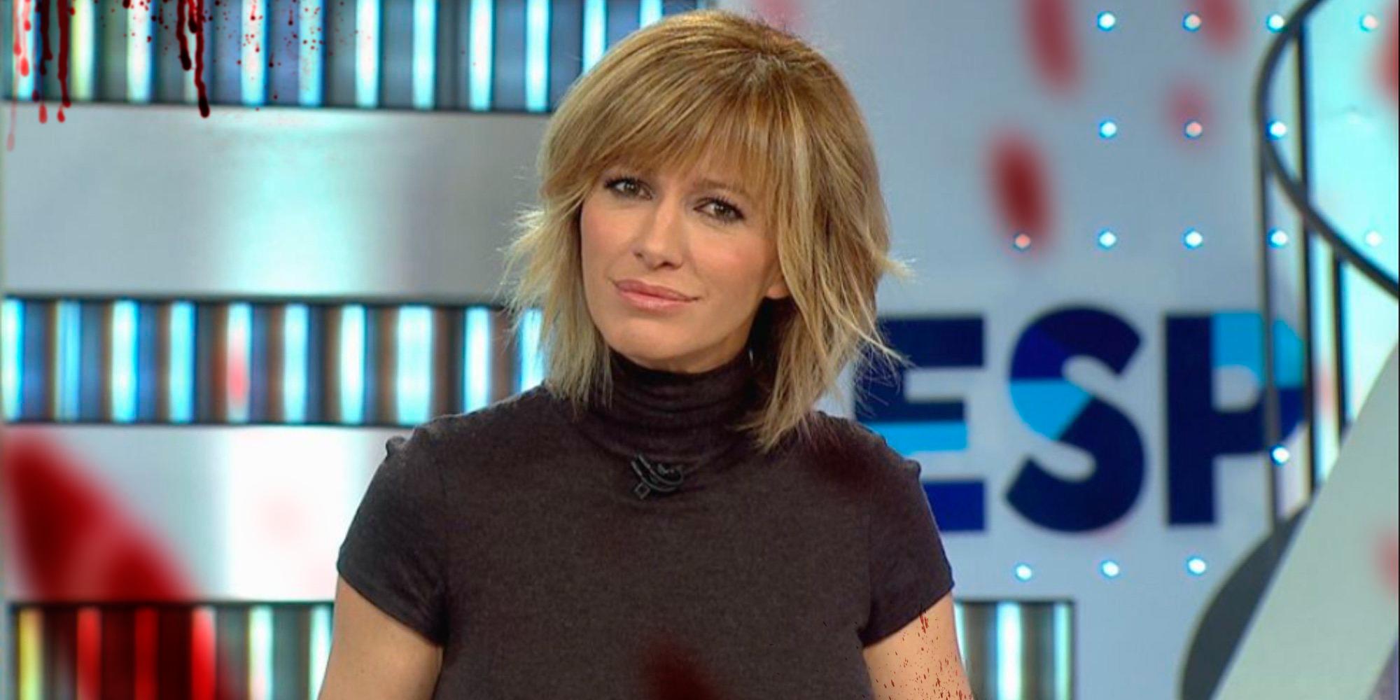 Audiencias: Susanna Griso cercena la cabeza de un catalán para desmentir que sea catalanista