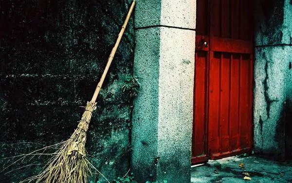 Spring Cleaning – Shot on Fuji Velvia 50 RVP50 (120)