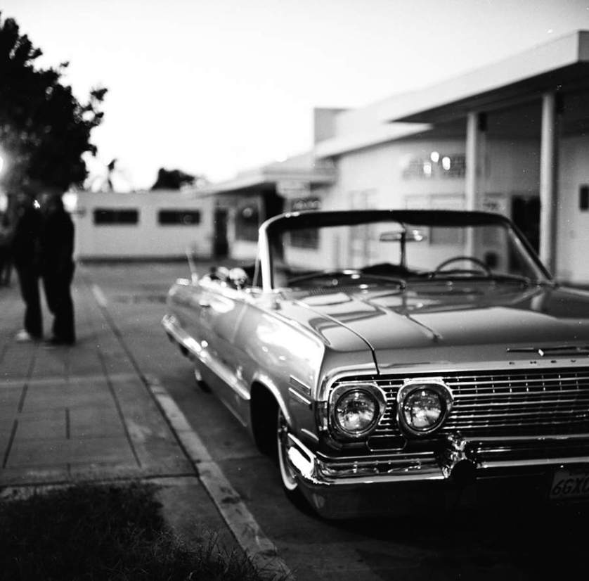 Chevy Impala - Cruising Grand, Escondidio, California