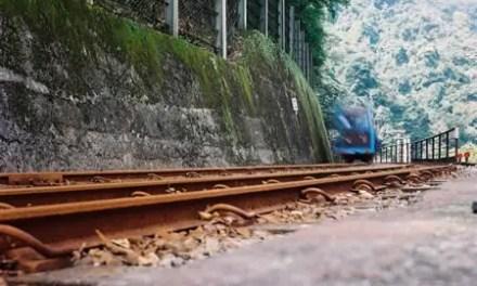 Railroaded – Kodak Ektar 100 (120)