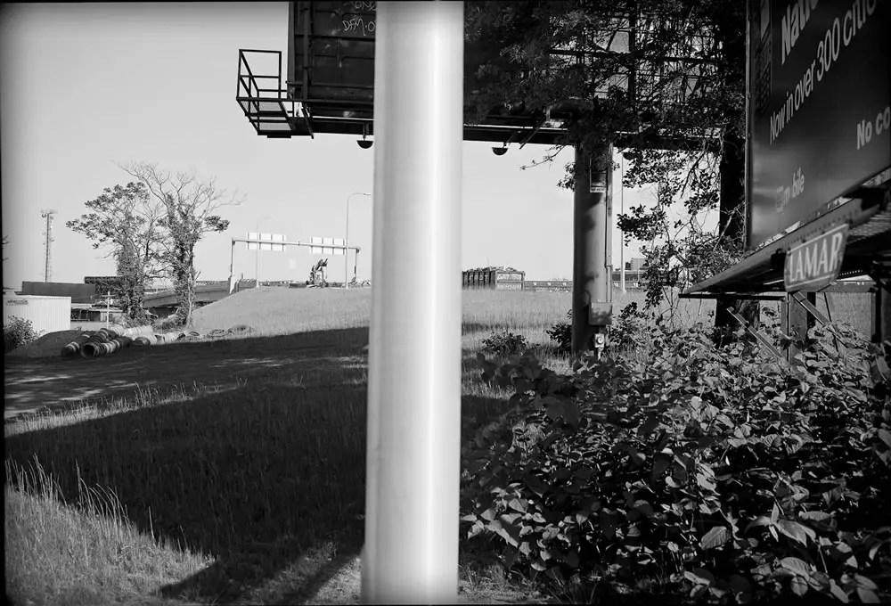 Point Street, 2010. Fuji 6x9, Kodak T-MAX 400, Pyrocat HD.