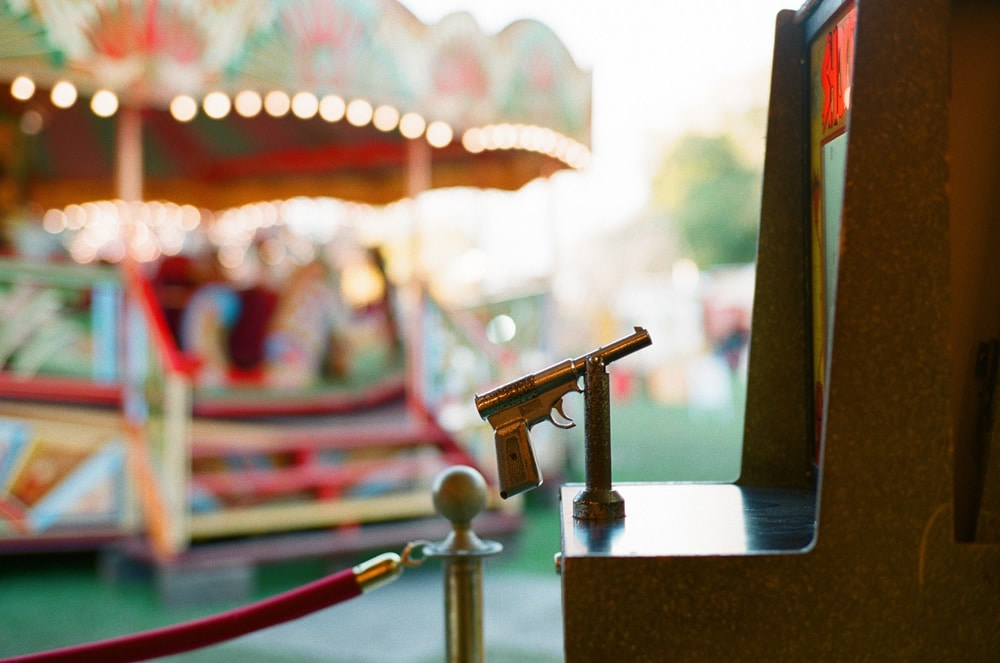 Carter's Steam Fair - 50mm ZM Sonnar - Fuji Pro 400H