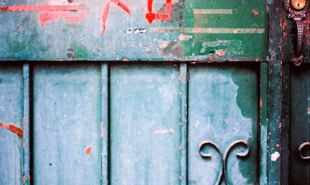 Exit-Entrance – Kodak Portra 400