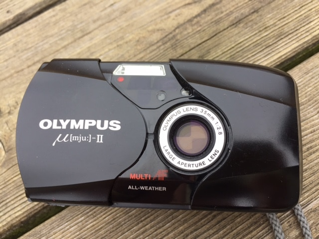 Camera review: Me and my Olympus MJU-II (Stylus Epic) - Bob Rhodes