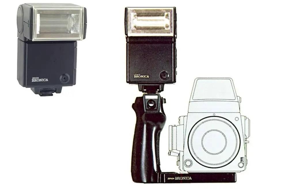 Bronica GS-1 - Speedlight G