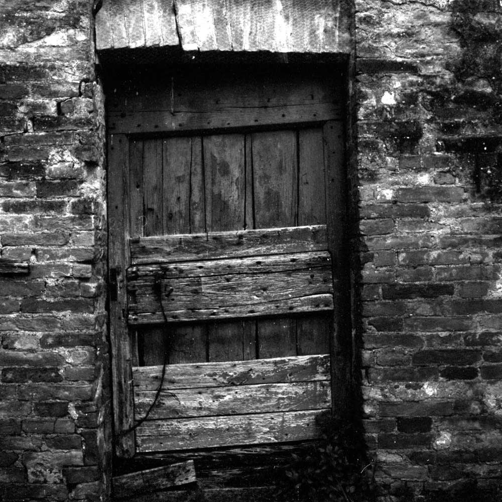 The Door (Rollei Baby, Rollei Retro 80S)