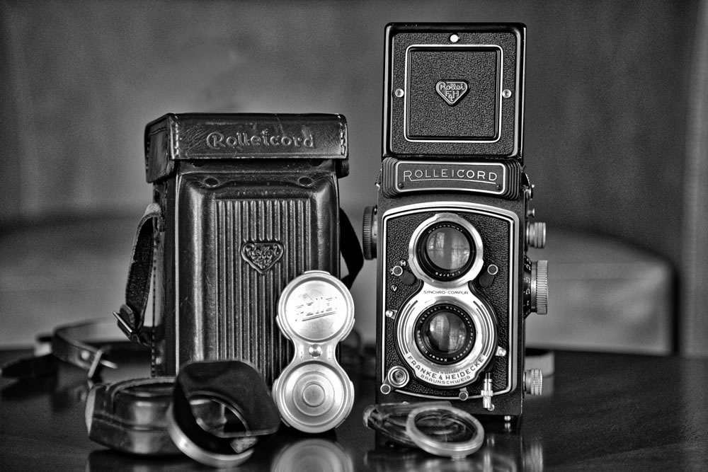 Rolleicord Vb Kit