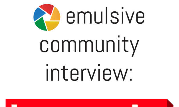 EMULSIVE x Lomography Community Interview: submit your questions