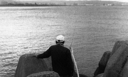 Waiting for first catch – Kodak T-MAX 400 TMY 6053 (120)