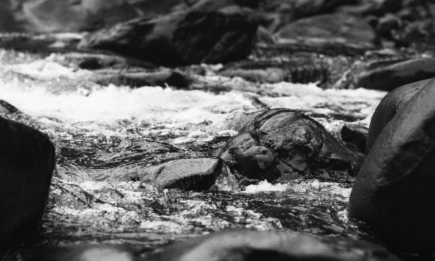 Rapids – Ilford Delta 400 Professional (35mm)