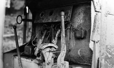 Leverage – Kodak Hawkeye Traffic Surveillance Black and White Film 2485 (35mm)